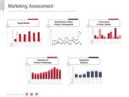 Marketing Assessment New Service Initiation Plan Ppt Formats