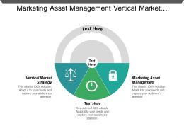 Marketing Asset Management Vertical Market Strategy E Mail Marketing Solutions Cpb