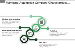 Marketing Automation Company Characteristics Size Market Strategy Partners