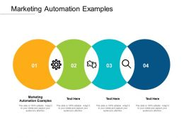 Marketing Automation Examples Ppt Powerpoint Presentation Infographic Template Mockup Cpb
