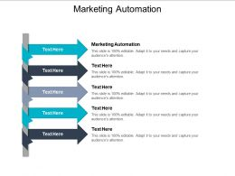 Marketing Automation Ppt Powerpoint Presentation File Format Ideas Cpb