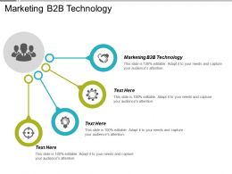 Marketing B2B Technology Ppt Powerpoint Presentation Infographic Template Cpb