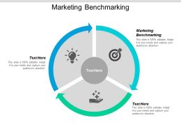 Marketing Benchmarking Ppt Powerpoint Presentation Layouts Outfit Cpb