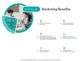 Marketing Benefits Ppt Powerpoint Presentation Styles Summary