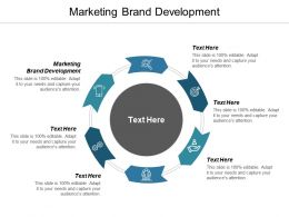 Marketing Brand Development Ppt Powerpoint Presentation Gallery Graphics Download Cpb
