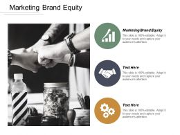 Marketing Brand Equity Ppt Powerpoint Presentation File Picture Cpb