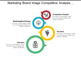 Marketing Brand Image Competitive Analysis Database Management Development