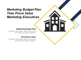 Marketing Budget Plan Time Prove Value Marketing Executives Cpb
