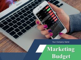 Marketing Budget Powerpoint Presentation Slides