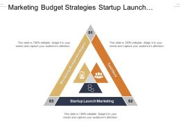 Marketing Budget Strategies Startup Launch Marketing Seo Strategy
