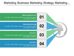 Marketing Business Marketing Strategy Marketing Service Marketing Tactics Cpb