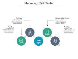 Marketing Call Center Ppt Powerpoint Presentation Slides Styles Cpb