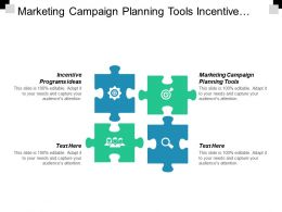 Marketing Campaign Planning Tools Incentive Programs Ideas Promotional Mix Cpb