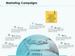 Marketing Campaigns Referrals Social Media Ppt Powerpoint Presentation Show Portrait