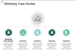 Marketing Case Studies Ppt Powerpoint Presentation Infographic Template Clipart Images Cpb