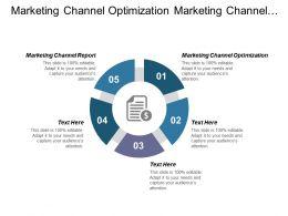 Marketing Channel Optimization Marketing Channel Report Marketing Channel Reporting Cpb