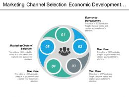 Marketing Channel Selection Economic Development Competitive Advantage Marketing Environment Cpb