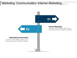 Marketing Communication Internet Marketing Supply Chain Direct Marketing Cpb