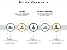 Marketing Compensation Ppt Powerpoint Presentation Infographics Templates Cpb