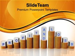 Marketing Concepts Templates Profit And Loss Business Process Ppt Themes Powerpoint