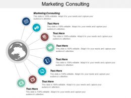 Marketing Consulting Ppt Powerpoint Presentation Ideas Inspiration Cpb
