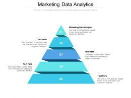 Marketing Data Analytics Ppt Powerpoint Presentation Summary Aids Cpb
