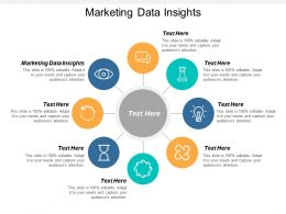 Marketing Data Insights Ppt Powerpoint Presentation Pictures Graphics Template Cpb