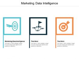 Marketing Data Intelligence Ppt Powerpoint Presentation Infographic Template Graphic Images Cpb