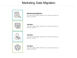Marketing Data Migration Ppt Powerpoint Presentation Visual Diagrams Cpb