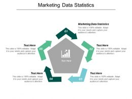 Marketing Data Statistics Ppt Powerpoint Presentation Icon Example Topics Cpb