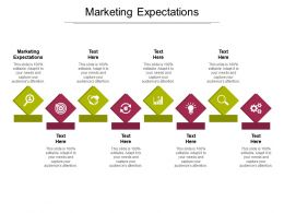 Marketing Expectations Ppt Powerpoint Presentation Model Introduction Cpb