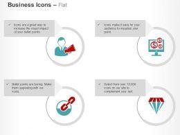 Marketing Finance Marketing Backlink Optimization Diamond Finance Ppt Icons Graphics