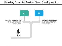 Marketing Financial Services Team Development Models Telecom Services Marketing Cpb