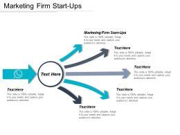 Marketing Firm Start Ups Ppt Powerpoint Presentation Portfolio Layout Ideas Cpb