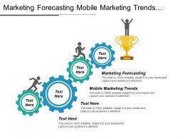 Marketing Forecasting Mobile Marketing Trends Search Engine Marketing Cpb
