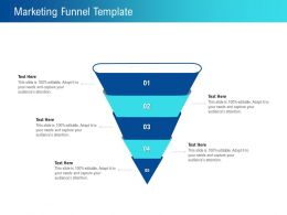 Marketing Funnel Template L2262 Ppt Powerpoint Presentation Icon Layout Ideas