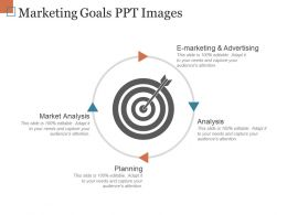 Marketing Goals Ppt Images