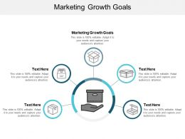 Marketing Growth Goals Ppt Powerpoint Presentation Styles Show Cpb