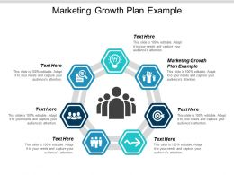 Marketing Growth Plan Example Ppt Powerpoint Presentation Icon Summary Cpb