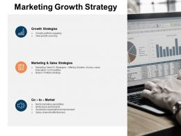 Marketing Growth Strategy Morticing Dashboards Portfolio Ppt Powerpoint Presentation Portfolio