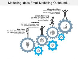 Marketing Ideas Email Marketing Outbound Marketing Inbound Marketing Cpb
