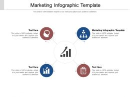 Marketing Infographic Template Ppt Powerpoint Presentation Infographics Aids Cpb