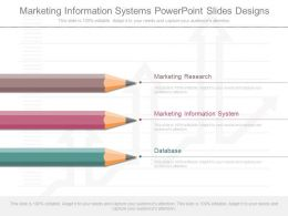 Marketing Information Systems Powerpoint Slides Designs