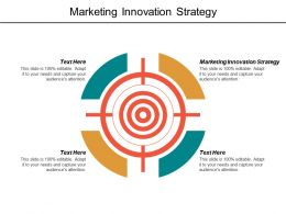 Marketing Innovation Strategy Ppt Powerpoint Presentation File Graphics Cpb