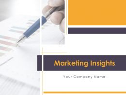 Marketing Insights Powerpoint Presentation Slides