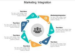 Marketing Integration Ppt Powerpoint Presentation Ideas Inspiration Cpb