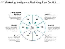 Marketing Intelligence Marketing Plan Conflict Resolution Conflict Management Cpb