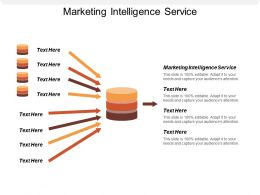 Marketing Intelligence Service Ppt Powerpoint Presentation Portfolio Brochure Cpb