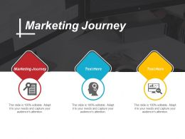 Marketing Journey Ppt Powerpoint Presentation Portfolio Clipart Images Cpb