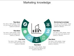 Marketing Knowledge Ppt Powerpoint Presentation Icon Graphic Images Cpb